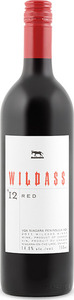 Wildass Red 2012, VQA Niagara On The Lake Bottle