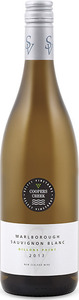 Coopers Creek Select Vineyards Dillons Point Sauvignon Blanc 2013, Marlborough, South Island Bottle