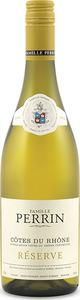 Perrin & Fils Réserve Côtes Du Rhône Blanc 2014 Bottle