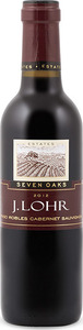 J. Lohr Seven Oaks Cabernet Sauvignon 2012, Paso Robles (375ml) Bottle