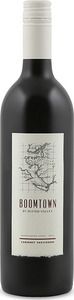 Dusted Valley Boomtown Cabernet Sauvignon 2012, Columbia Valley Bottle
