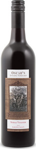 Oscar's Estate Shiraz/Viognier 2013, Barossa Valley Bottle