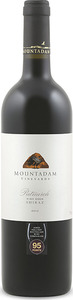Mountadam Patriarch Shiraz 2010, High Eden, Eden Valley, South Australia Bottle