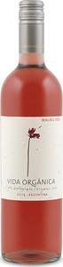 Zuccardi Organica Malbec Rosé 2014, Mendoza Bottle