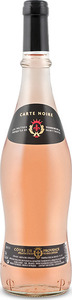 Carte Noire Rosé 2014, Ac Côtes De Provence Bottle