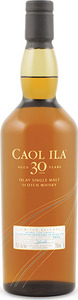 Caol Ila 30 Year Old Single Malt Bottle