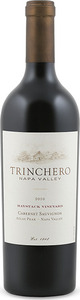 Trinchero Haystack Vineyard Cabernet Sauvignon 2010, Atlas Peak, Napa Valley Bottle