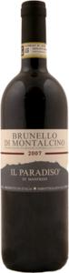 Il Paradiso Di Manfredi Brunello Di Montalcino 2007 Bottle