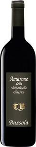 Tommaso Bussola Tb Amarone Della Valpolicella Classico 2007 Bottle