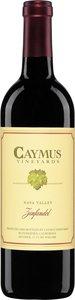 Caymus Vineyards Napa Valley Zinfandel 2012 Bottle