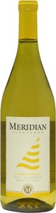 Meridian Chardonnay 2012 Bottle