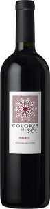 Colores Del Sol Malbec 2012 Bottle