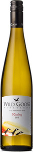 Wild Goose Riesling 2013, BC VQA Okanagan Valley Bottle