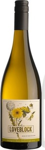 Loveblock Pinot Gris 2013 Bottle