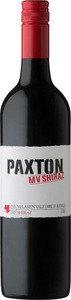 Paxton Mv Shiraz 2014, Mclaren Vale, South Australia Bottle