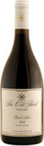 The Old Third Vineyard Pinot Noir 2009, Prince Edward County Bottle