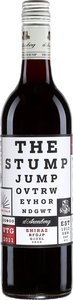 D'arenberg The Stump Jump Shiraz 2011 Bottle