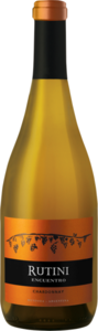 Rutuni Chardonnay Encuentro 2013 Bottle