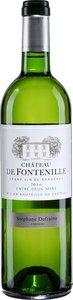 Château De Fontenille 2014, Entre Deux Mers Bottle