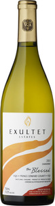 Exultet Estates 'the Blessed' Chardonnay 2012, VQA Prince Edward County Bottle