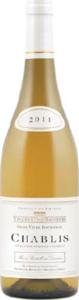Domaine Vincent Sauvestre Chablis 2012, Ac Bottle