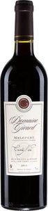 Domaine Girard Cuvée Néri 2011 Bottle