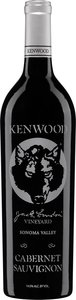 Kenwood Jack London Vineyard Cabernet Sauvignon 2012, Sonoma Mountain Bottle