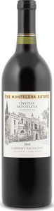 Chateau Montelena Estate Cabernet Sauvignon 2010, Napa Valley Bottle