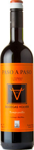 Paso A Paso Tempranillo 2013, Castilla La Mancha Bottle
