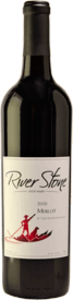 River Stone Merlot 2010, BC VQA Okanagan Valley Bottle