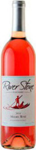 River Stone Rose 2011, BC VQA Okanagan Valley Bottle