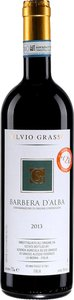 Silvio Grasso Barbera D'alba 2015 Bottle