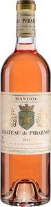 Château De Pibarnon Bandol Rosé 2012 Bottle