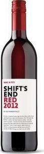 CedarCreek Mac & Fitz Shift's End 2013, VQA Okanagan Valley Bottle