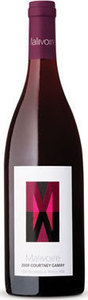 Malivoire Courtney Gamay 2007, VQA Beamsville Bench Bottle