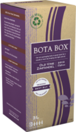 Bota Box Old Vine Zinfandel 2013 (3000ml) Bottle