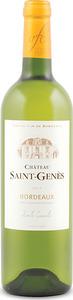 Château Saint Genès 2013, Ac Bottle
