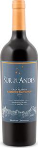 Sur De Los Andes Gran Reserva Cabernet Sauvignon 2010, Mendoza Bottle