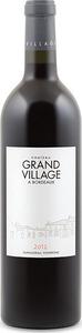 Château Grand Village 2012, Ac Bordeaux Supérieur Bottle