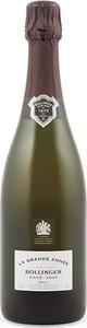 Bollinger La Grande Année Brut Rosé Champagne 2004, Ac Bottle