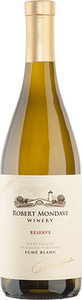 Robert Mondavi Winery Reserve Fumé Blanc To Kalon Vineyard 2011, Napa Valley Bottle