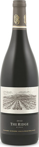 Graham Beck The Ridge Syrah 2012, Wo Robertson Bottle