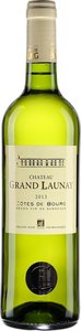 Château Grand Launay Sauvignon Gris 2013 Bottle
