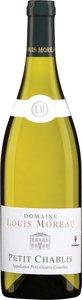 Domaine Louis Moreau Petit Chablis 2013 Bottle
