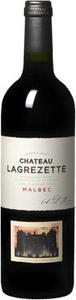 Château Lagrezette Malbec 2009, Cahors Bottle