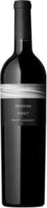 Stratus Petit Verdot 2012, VQA Niagara On The Lake Bottle