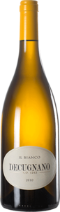 Decugnano Il Bianco 2011 Bottle