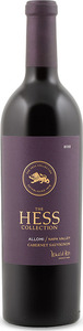 Hess Allomi Vineyard Cabernet Sauvignon 2012, Napa Valley Bottle