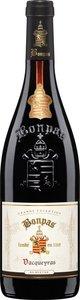 Bonpas Grande Exception Silbertus 2012, Vacqueyras Bottle