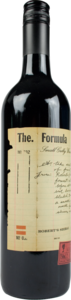 Small Gully The Formula Robert's Shiraz 2012, South Australia Bottle